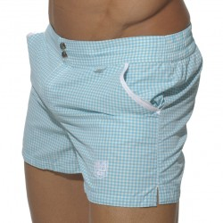 Short de Bain Bora Bora Turquoise ES Collection