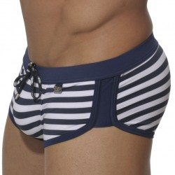 Shorty de Bain Marais Marin - Marine ES Collection