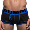 Touchdown Panther Boxer - Black - Blue