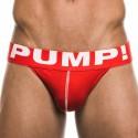 Pump! Jockstrap - Red