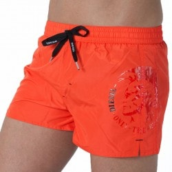 Short de Bain Only The Brave Orange Diesel