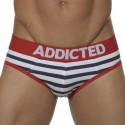 Empty Bottom Jockstrap - Sailor - Red