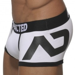 Boxer Disco Push Up Blanc Addicted