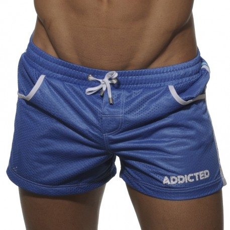 Mesh Swim Short - Royal