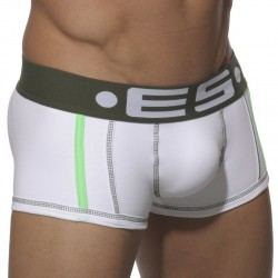 Boxer Wonderboxer 2.0 Blanc - Kaki ES Collection