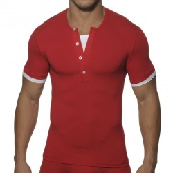 T-shirt Double Rouge ES Collection