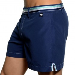 Short de Bain Club Marine Andrew Christian