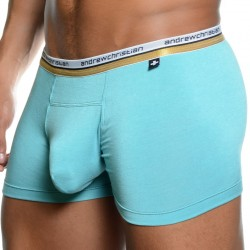 Shorty Color Vibe Turquoise Andrew Christian