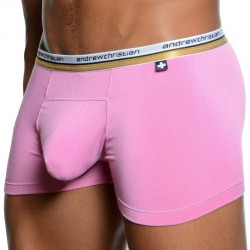 Shorty Color Vibe Rose Andrew Christian