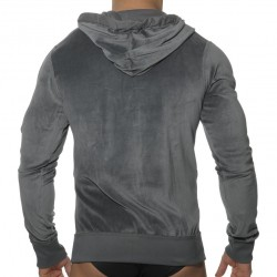 Veste Velvet Sport Gris ES Collection