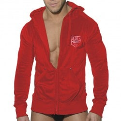 Veste Velvet Sport Rouge ES Collection
