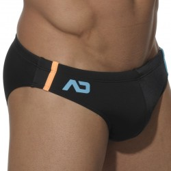 Slip de Bain Sports Noir Addicted
