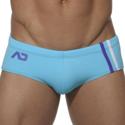 Shorty de bain Sunga 08 Turquoise Addicted