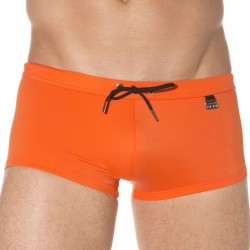 Boxer de bain Marine Chic Orange HOM