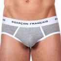 Le Tombeur Brief - Grey