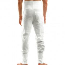 Pantalon Linen Blanc Modus Vivendi