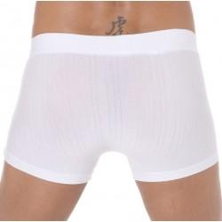 Boxer Classique Modal Blanc DIM