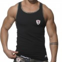 Army Tank Top - Black
