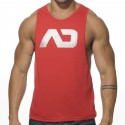 Disco Tank Top - Red