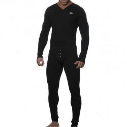 Pyjama Une Pièce Noir ES Collection