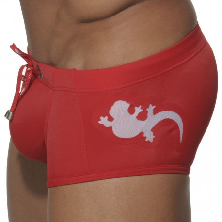 Greace Bay Swim Boxer - Red