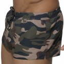 Canggu Swim Short - Camo
