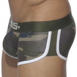 Shorty Mini Rocky Double Side Camouflage ES Collection