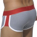 Rocky Double Side Mini Boxer - Sailor - Red