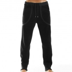 Pantalon Velvet Noir Modus Vivendi