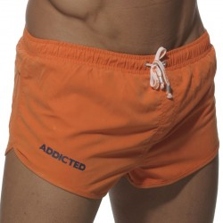 Short de Bain Curve Orange Addicted