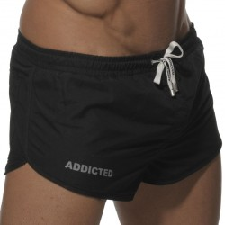 Short de Bain Curve Noir Addicted