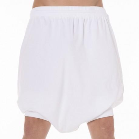 Pantalon Sarouel Blanc