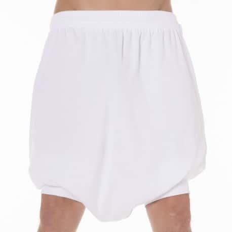 Saroual Pants - White