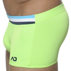 Boxer de Bain Athletic Waist Vert Addicted
