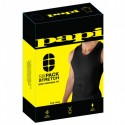 Débardeur Six Pack Compression Blanc