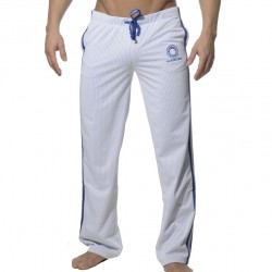 Pantalon Air-Mesh Blanc Addicted