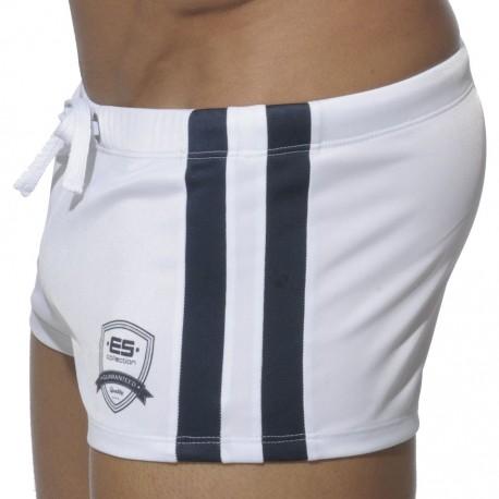 Sport Short - White