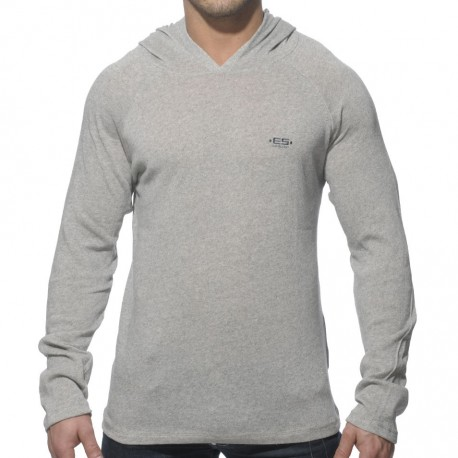 Hoody Sweater - Grey