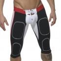 Bottomless Knee Length Pants - Black
