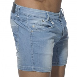 Jean Shorts - Dark Blue ES Collection