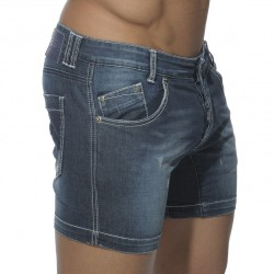 Short en Jeans Bleu Clair ES Collection