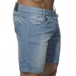 Bermuda en Jeans Bleu Foncé ES Collection