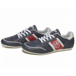 Chaussures de sport en cuir SNL 15 Marine ES Collection