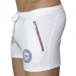 Short Pique Blanc ES Collection
