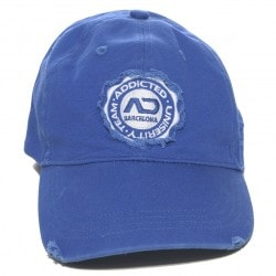 Casquette Baseball Bleu Royal Addicted