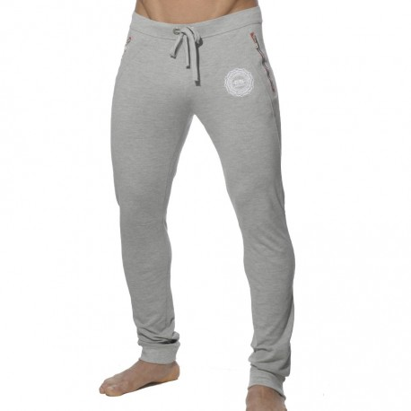 Pique Sweat Pants - Grey