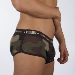 Shorty Mini Rocky Camouflage - Choco ES Collection