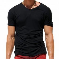 T-Shirt Taureg Noir Rufskin