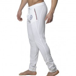 Pantalon Pique Blanc ES Collection