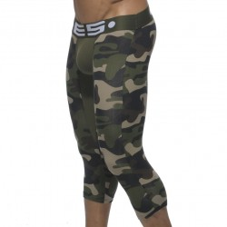 Caleçon Mi-Long Camouflage ES Collection